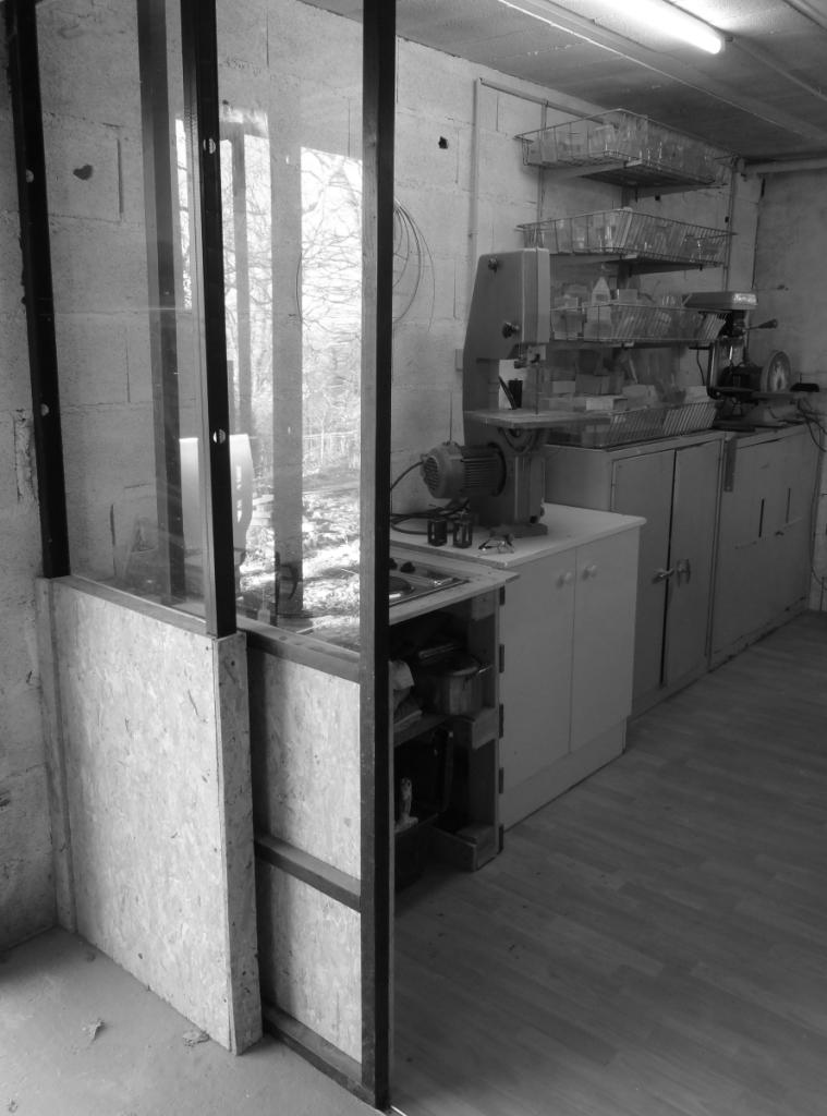 atelier machines plexi