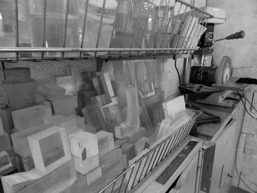 chute plexi machines